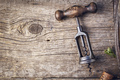 Old cork screw - PhotoDune Item for Sale