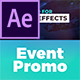 Event Promo I Conference for After Effects - VideoHive Item for Sale