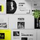 Youth Minimal Creative Google Slide - GraphicRiver Item for Sale