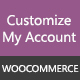 WooCommerce Customize My Account Page Plugin - CodeCanyon Item for Sale