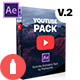 Youtube Pack - Extension Tool - VideoHive Item for Sale