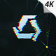 Connection   Glitchy Logo Reveal - VideoHive Item for Sale