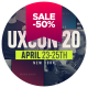 Event Promo // UXConference - VideoHive Item for Sale