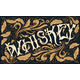 Whiskey Lettering on Decorative Background - GraphicRiver Item for Sale