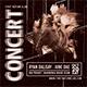Concert Flyer - GraphicRiver Item for Sale