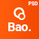 Bao - Multipurpose IT Solution & Business PSD Template - ThemeForest Item for Sale