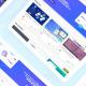 4K UI/UX Promo In Mockups - VideoHive Item for Sale