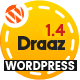 Draaz - Cryptocurrency and Flooring Multipurpose Business WordPress Theme - ThemeForest Item for Sale