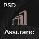 Assuranc - Architecture & Interior PSD Template - ThemeForest Item for Sale