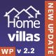 Home Villas   Real Estate WordPress Theme - ThemeForest Item for Sale