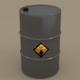 Barrel oil - 3DOcean Item for Sale