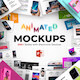 2 in 1. 600+ Animated Mockups & Diagrams Infographics. PowerPoint Presentation. - GraphicRiver Item for Sale