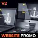 Device Mockup | Website Presentation Kit II - VideoHive Item for Sale
