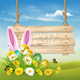 Easter Sale Background - GraphicRiver Item for Sale