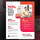 Creative Business Agency Flyer Template - GraphicRiver Item for Sale