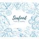 Seafood Vector Illustration - GraphicRiver Item for Sale