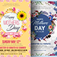 Mothers Day Flyer Templates Bundle - GraphicRiver Item for Sale