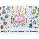 Coronavirus COVID-19 Outbreak Concept - GraphicRiver Item for Sale