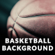 Rotating Basketball Background - VideoHive Item for Sale