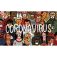 Coronavirus Pandemic or COVID-19. Wuhan Disease - GraphicRiver Item for Sale