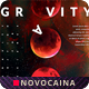 Gravity Conference Big Poster Design (4 Sizes) - GraphicRiver Item for Sale