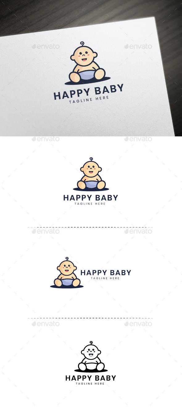 Happy Baby Logo