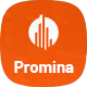 Promina - Construction And Building WordPress Theme - ThemeForest Item for Sale