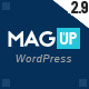 MagUp - Modern Styled Magazine WordPress Theme with Paid / Free Guest Blogging System - ThemeForest Item for Sale