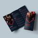 Fitness Tri-Fold Brochure - GraphicRiver Item for Sale