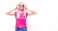 Pink DJ - PhotoDune Item for Sale