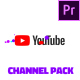 Modern Youtube Channel | For Premiere Pro - VideoHive Item for Sale