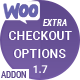 Extra Checkout Options - addon for Extra Product Options plugin - CodeCanyon Item for Sale
