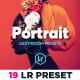 Portrait Retouch Lightroom Presets - GraphicRiver Item for Sale