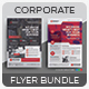 Corporate Flyer Bundle 17 - GraphicRiver Item for Sale