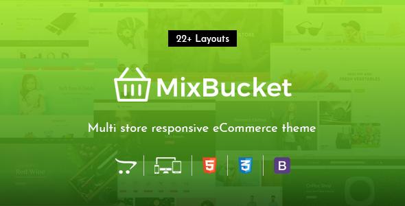 MixBucket - Responsive OpenCart Theme