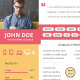 UX Workflow - Proto-Persona Cards - Volume 01 - GraphicRiver Item for Sale