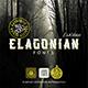 Elagonian Font - GraphicRiver Item for Sale