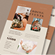 Simple Wedding Photography Pricing Flyer - GraphicRiver Item for Sale