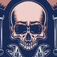 Skull with Wrench - GraphicRiver Item for Sale