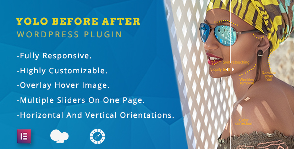 Yolo Before After - Multipurpose Before After Image Slider for WordPress