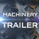 Machinery Trailer - VideoHive Item for Sale