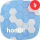 Honibi - Hexagon 3D Background Set - GraphicRiver Item for Sale