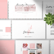 Shimmer Minimal Google Slide - GraphicRiver Item for Sale