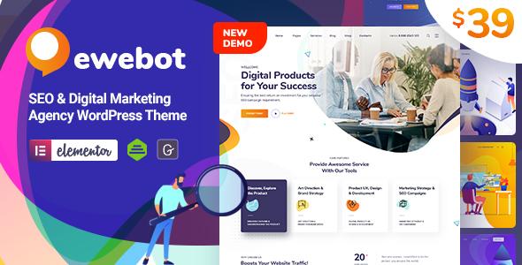 Ewebot - Marketing SEO Digital Agency