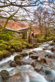 The old mill at Borrowdale - PhotoDune Item for Sale