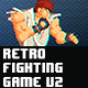 Retro Fighting Game V2 - VideoHive Item for Sale