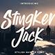 Stingker Jack - GraphicRiver Item for Sale