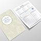 Organic Menu Template - GraphicRiver Item for Sale