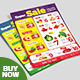 Supermarket Product Catalog Flyer - GraphicRiver Item for Sale