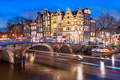 Amsterdam, Netherlands Bridges and Canals - PhotoDune Item for Sale